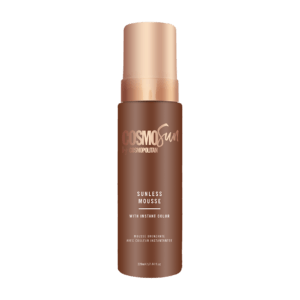 Cosmo Sun Sunless Mousse