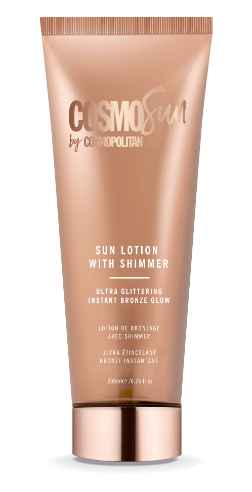 CosmoSun Sun Lotion with Shimmer