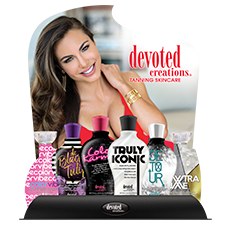 Devoted Creations Bottle Display