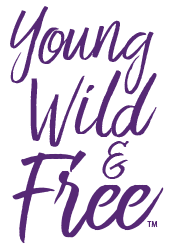Young, Wild & Free Logo