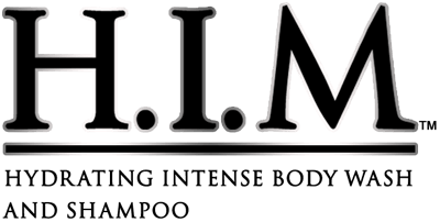 H.I.M. Body Wash and Shampoo Logo